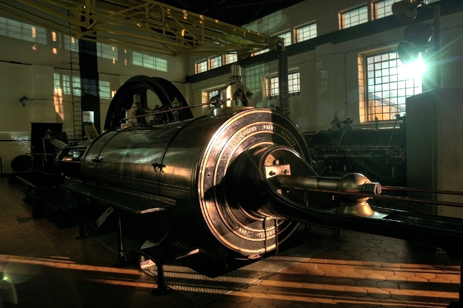 Industriada szyb carnall machinaland