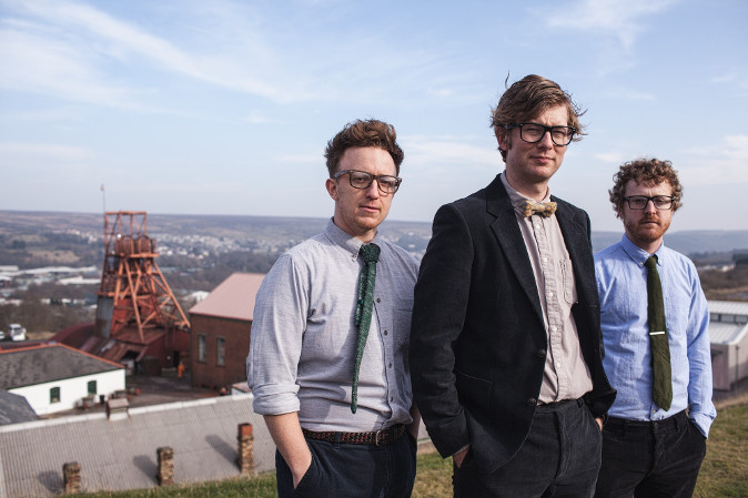 Public Service Broadcasting press photo 1